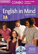 English in Mind Level 3A Combo with DVD ROM