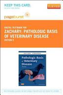 Pathologic Basis of Veterinary Disease Book