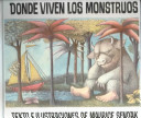 Donde Viven Los Monstruos  Where the Wild Things Are