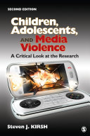 Children, Adolescents, and Media Violence [Pdf/ePub] eBook