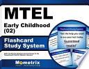MTEL Early Childhood (02) Flashcard Study System