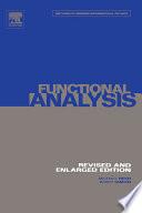 I: Functional Analysis