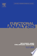 """""""I: Functional Analysis"""" by Michael Reed, Barry Simon"""