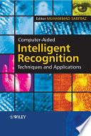 Computer Aided Intelligent Recognition Techniques and Applications Book