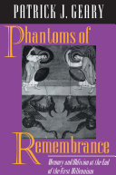 Phantoms of Remembrance