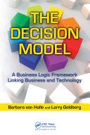Pdf The Decision Model