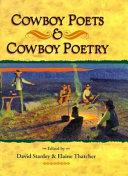 Cowboy Poets   Cowboy Poetry