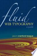 Fluid Web Typography Book PDF