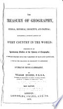 The Treasury of Geography Book