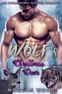 A Wolf's Christmas Deer