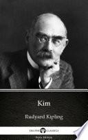 Kim By Rudyard Kipling Delphi Classics Illustrated