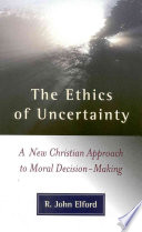 The Ethics of Uncertainty