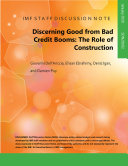 Discerning Good from Bad Credit Booms