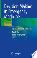 Decision Making in Emergency Medicine Book