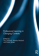 Professional Learning in Changing Contexts