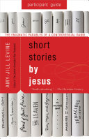 Short Stories by Jesus Participant Guide Book