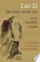 Lao Zi Het Boek Van De Tao En De Innerlijke Kracht