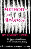 Method  or Madness  Book