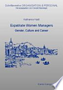 Expatriate Women Managers Book PDF
