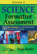 Science Formative Assessment  Volume 2
