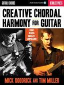 Creative Chordal Harmony for Guitar
