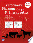 """Veterinary Pharmacology and Therapeutics"" by Jim E. Riviere, Mark G. Papich"