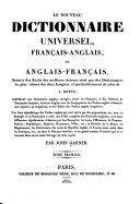 Le nouveau dictionnaire universel