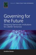 Governing for the Future Pdf/ePub eBook