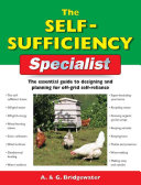 The Self-sufficiency Specialist