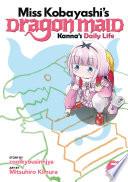 Miss Kobayashi s Dragon Maid  Kanna s Daily Life Vol  7 Book