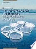 Evaluation Of Closed Containment Technologies For Saltwater Salmon Aquaculture Book PDF