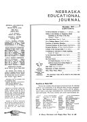 Nebraska Educational Journal