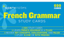 Sparknotes French Grammar Study Cards