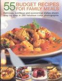 55 Budget Recipes for Family Meals