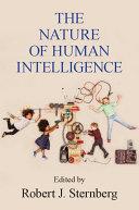 Pdf The Nature of Human Intelligence