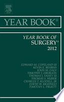 Year Book of Surgery 2012   E Book
