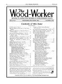 The Wood worker