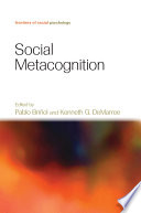 Social Metacognition