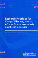 Research Priorities for Chagas Disease, Human African Trypanosomiasis and Leishmaniasis