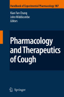 Pharmacology and Therapeutics of Cough Book