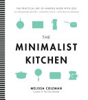 The Minimalist Kitchen [Pdf/ePub] eBook