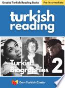 Turkish Biographies 2
