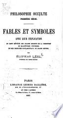 Fables Et Symboles