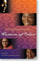 Daily Promises for Women of Color Book