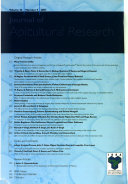 Journal of Apicultural Research   Bee World