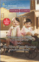 Marrying the Major   The Texan s Twin Blessings