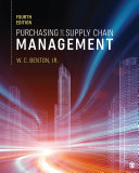 Purchasing and Supply Chain Management Pdf/ePub eBook