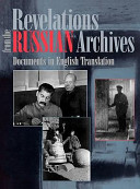 Revelations from the Russian Archives: Documents in English ...