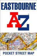 Eastbourne A Z Pocket Street Map