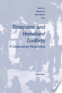 Diasporas and Homeland Conflicts